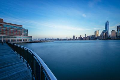 A NYC Skyline I