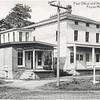 Post Office and Hazard Livrary Building, Poplar Ridge, NY. (Photo ID: 35494)