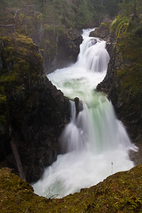 BC-2008-065: Little Qualicum Falls Provincial Park, Vancouver Island, BC, Canada