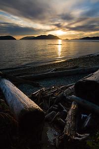 BC-2008-049: Brunswick Beach, Sea to Sky Region, BC, Canada