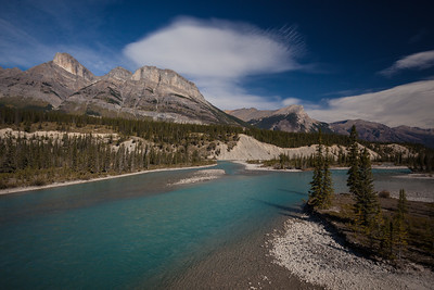 AB-2012-033: Saskatchewan River Crossing, Banff National Park, AB, Canada