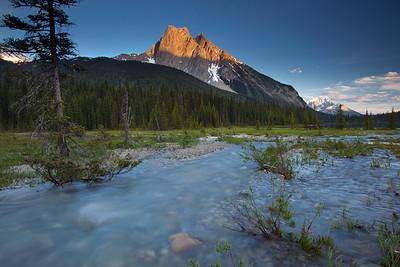BC-2011-167: Yoho National Park, Rockies, BC, Canada