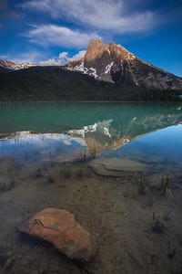 BC-2011-166: Yoho National Park, Rockies, BC, Canada
