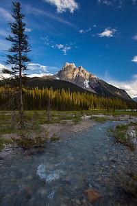 BC-2011-162: Yoho National Park, Rockies, BC, Canada
