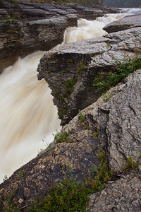 NT-2010-095: Saamba Deh Falls Territorial Park, Deh Cho Region, NT, Canada