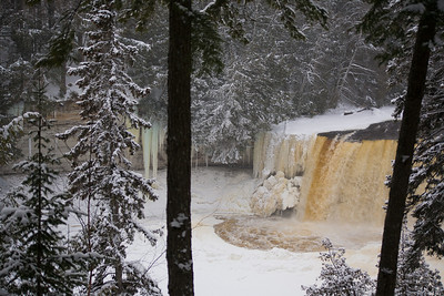 MI-2007-035: Tahquamenon Falls State Park, Chippewa County, MI, USA