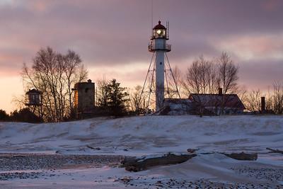 MI-2007-009: Whitefish Point, Chippewa County, MI, USA
