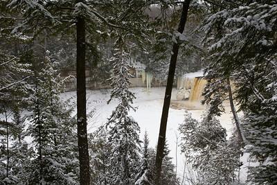 MI-2007-034: Tahquamenon Falls State Park, Chippewa County, MI, USA
