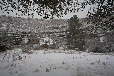 NM-2010-045: Surveyors Canyon, Otero County, NM, USA