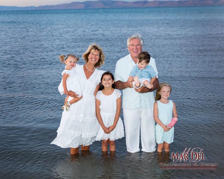 family bear lake