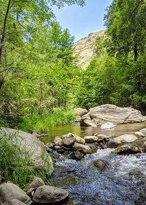 Manzanita Oak Creek Canyon