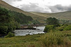 The Erriff, downstream from Aasleagh Waterfall..<br /> <br /> County Mayo, Ireland.