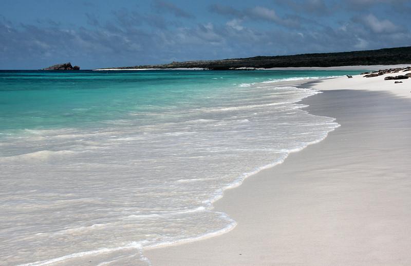 Gardner Beach, Galapagos