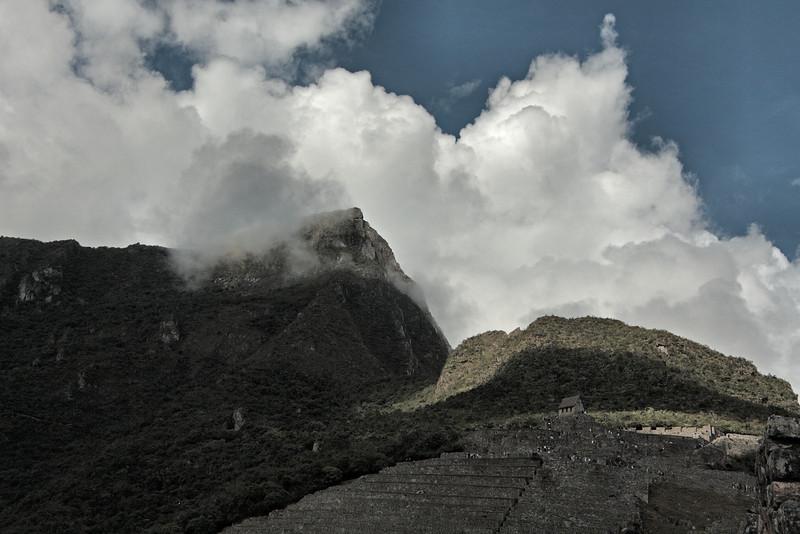 Shadows over Machu Picchu