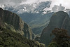 Machu Picchu #17<br /> <br /> Putucusi is the mountain on the right.
