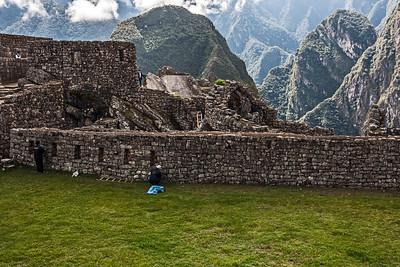 Machu Picchu re-edited in 2014