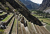 Ollantaytambo Archaeological Park,<br /> Sacred Valley, Peru.<br /> 2009