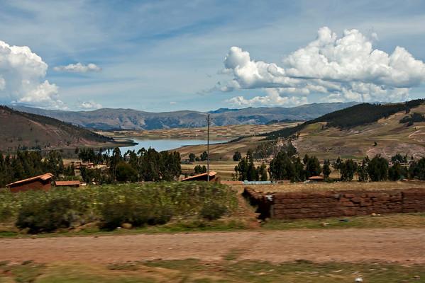 Peru - Scenes en route