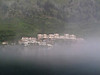 Arriving at Kotor, Montenegro.<br /> Dawn in the Bay of Kotor