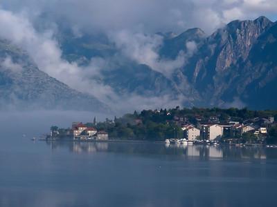 Mediterranean #21 - Town of Kotor Montenegro