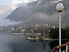 Views from the ship:  The town of Kotor