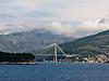 The Franjo Tuđman Bridge (or Tudjman)
