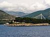The northwest tip of the Otočić Daksa (Islet Daksa), Dubrovnik