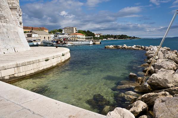 Mediterranean #24 - Zadar Croatia 2 Perimeter