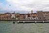 Ufficio Vetinario di Porto - the foreground pier
