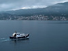 A pilot boat, possibly for Porto Montenegro, Tivat.<br /> Pre-dawn in the Bay of Kotor<br /> <br /> Montenegro, May 2011