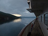 Every morning the crew cleaned the outside of the windows...a nicety that was much appreciated by me.<br /> Pre-dawn in the Bay of Kotor<br /> <br /> Montenegro, May 2011