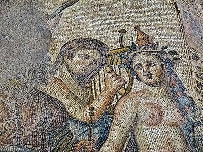 Mediterranean #28 Arts & Crafts, Old & New
