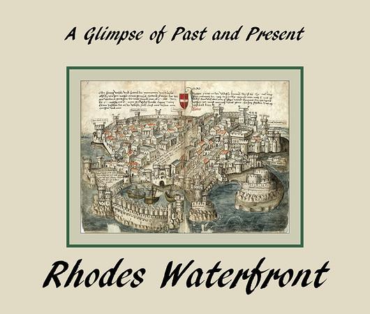 Mediterranean #12 - Rhodes Town Harbor