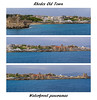 MS G12 02a Montage of Rodos panoramas - waterfront