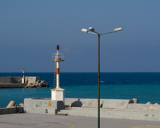 Mediterranean #13 - Rethymnon harbor