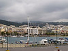 MS G13 03<br /> A marina, and the town beyond.<br /> <br /> Rethymnon, Crete<br /> 2011