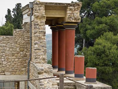 Mediterranean #14 - Knossos Crete