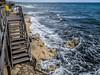 MS G01 03 Coastline boardwalk east of our hotel, Cyprus