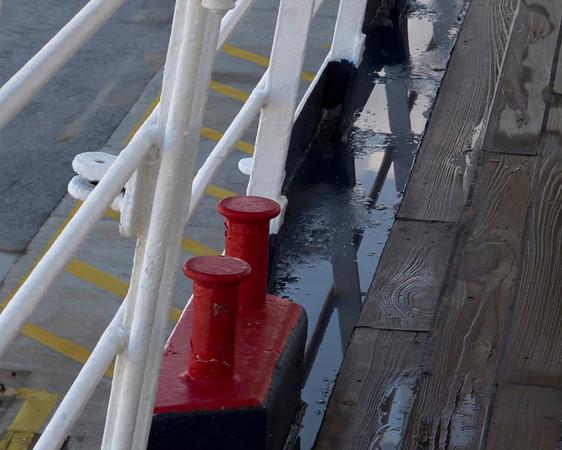 Mediterranean #03 - Views of ship details