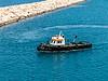 Taşucu harbor boat