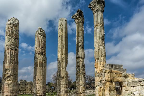 Mediterranean #08b - Diocaesarea, Turkey, day trip Turkey