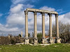 MS G08b 14 Columns for the Temple of Tyche, Diocaesarea, Turkey