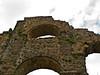 The Roman Aqueduct at Aspendos.  April, 2011