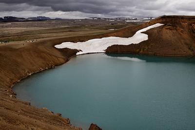 Iceland - Námafjall and Krafla geothermal region