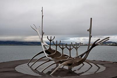 Iceland - Reykjavík harbor views