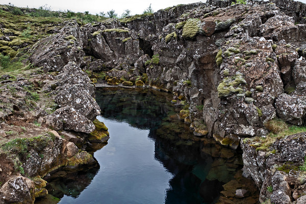 Iceland - Þingvellir, Þingvallavatn, and geothermal regions