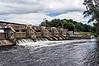 D214-2013  Argo Dam<br /> .<br /> Huron River at Argo Pond, Dam, and Cascades<br /> Ann Arbor, Michigan<br /> August 2, 2013