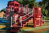 Playground equipment, County Farm Park