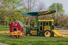 Farm-themed playground, County Farm Park