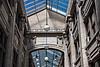 Nickels Arcade detail.<br /> (facing west)<br /> <br /> Ann Arbor, Michigan<br /> July 12, 2013